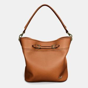 Albion bucket bag tan